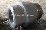 Luva forjada do cilindro que cobre a fábrica oca do forjamento da barra