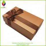 Модная коробка упаковки ювелирных изделий бумажная для годовщины