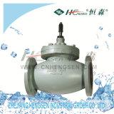 (07P) válvulas do aço de molde da série Df/F-07