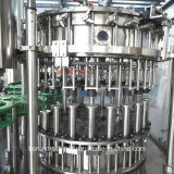 La embotelladora automática llena del agua suave/carbonató la máquina de embotellado de la bebida