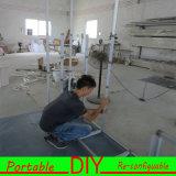 Handel van de Tentoonstelling DIY van de douane toont de Draagbare Modulaire de Planken van de Vertoning van de Cabine