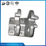 OEM 알루미늄 부속 금속 모래 철은 알루미늄 포장 프로세스를 가진 예비 품목을 양극 처리하는 주조 알루미늄을 정지한다