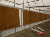 Garniture de refroidissement de bâti d'alliage d'aluminium pour le modèle de la serre chaude 7090