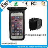 Armband мешка набора спорта водоустойчивый с мобильным телефоном