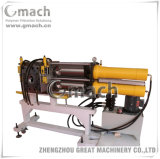 Double Piston Backflush Screen Changer com 4 cavidades de tela para Twin Screw Extruder
