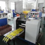 Plastikstroh-Löffel-Strangpresßling-Maschine