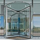 熱絶縁体の防音の緩和された絶縁されたガラスドア
