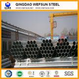 Tubo quadrato d'acciaio Pre-Galvanizzato di lunghezza di 5.8m