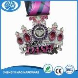 Médaille personnalisée en alliage de zinc en métal de sport de logo