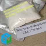 Testosterona esteroide inyectable Decanoate 5721-91-5 del músculo del Bodybuilding del polvo