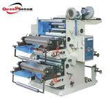 Doble -Color Flexografía máquina de impresión / Maquinaria ( YT -2600 / 2800/21000 )