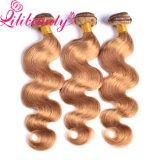 A fábrica do cabelo de China importa diretamente o cabelo peruano do Virgin de Peru