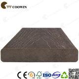 Placas de plataforma compostas impermeáveis Anti-UV do sólido WPC