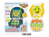Reeks van het Instrument van het Stuk speelgoed van de baby de Plastic Elektro Onderwijs Muzikale (1061207)