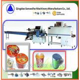 Piccola macchina di imballaggio con involucro termocontrattile dei giocattoli di Swf-590 Swd-2000