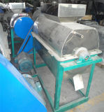 Le plastique de rebut semi-automatique s'écaille rondelle