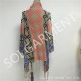 Revestimento nacional feito malha da camisola do estilo das senhoras da venda forma quente (SOI1751)