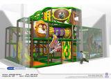 L'amusement d'acclamation badine le parc d'attractions d'intérieur d'enfants de cour de jeu