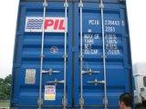 De China al envío mundial