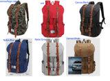 Backpack плеч людей и женщин мешка новой холстины типа ретро вскользь для напольного пакета перемещения отдыха