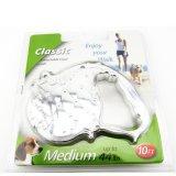 Einziehbare Leine, Hundeleine für Welpen-Hundekatze 10 FT-Größe kein Verwicklung-Trainings-Form-glänzendes Haustier-Seil