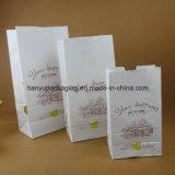 Insignia de papel de la impresión del bolso de la panadería del alimento