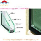 Zwischenwand-Glas des Baumaterial-Glas-//flaches und gebogenes Isolierglas-/doppeltes Glas 10 M