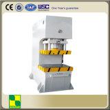 Una prensa hidráulica de la columna