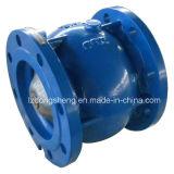 Válvula de verificação silenciosa do ferro de molde do RUÍDO Pn16