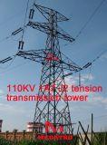 Torretta della trasmissione di tensionamento di Megatro 110kv 1A7 J2