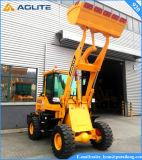 Mini cargador articulado hidráulico 920 de la rueda con 1000kg para la venta