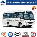 Rhd / LHD 27 Asientos de Dongfeng 140HP Autobús / Autobús de pasajeros