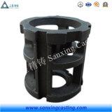 Pièces de machine de bâti de précision d'acier inoxydable de matériel en métal