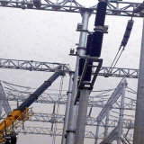 500 Kv 각 강철 송전 변전소 구조