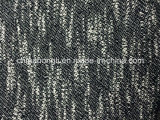 Poliestere del Terry del filato del ringrosso/tessuto di lavoro a maglia del cotone per l'indumento del maglione