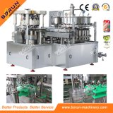 Máquina de rellenar de la bebida para las latas
