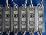 Module de l'éclairage LED IP65 5054 3chips avec du ce RoHS