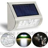 太陽庭ライト安い屋外LED軽い太陽動きの太陽軽い壁の台紙