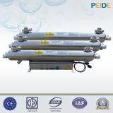 Sistema de desinfección UV para piscina