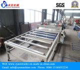 Linha de produção da placa da espuma do PVC da co-extrusão de três camadas/máquina da extrusora