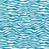 Película Hydrographic de mergulho Hydrographics P2094 da impressão de transferência da água das películas da impressão da água da película da pele animal da pele da zebra da largura de Tsautop 1m/0.5m hidro