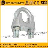 Clapet de câble à fil électro-galvanisé DIN 741