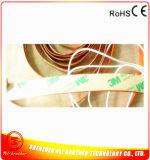 Calentador uniforme del tambor del caucho de silicón de la venda del tubo