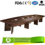 나무로 되는 둥근 사무실 테이블, 병원 회의실 테이블 (CE/FDA/ISO)