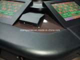 LuxuxGambling Table Type Roulette Wheel Made von Highquality Wooden Cabinet