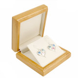 Gift、JewelryのためのハンドメイドのWooden Packaging Box