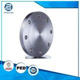 Forjado CNC Machining Precision 34CrNiMo6 12crmo Steel Flange