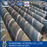 Perforierte Rohre/Filtrationsschirm/Wasser-Filterrohre
