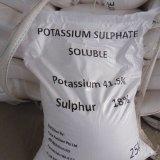Concessão do fertilizante do sulfato do potássio da manufatura (0-0-52)