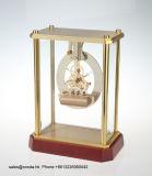 Часы K3032 золота высокого качества роскошные Tabletop